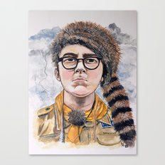 Sam S Canvas Print