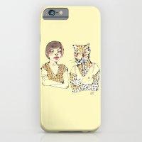 Animal Print iPhone 6 Slim Case