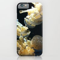 iPhone & iPod Case featuring Mushrooms Of The Sea by Bubblesquat