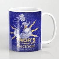 Thor - Thor's Electrical Mug