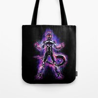 DBZ Inspired Epic Frieza Tote Bag
