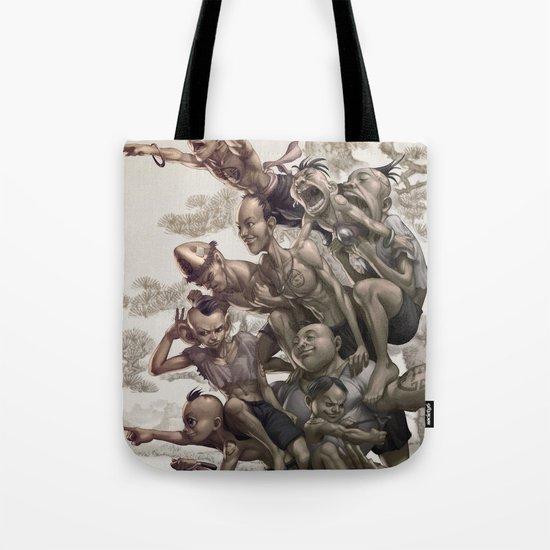 Ten Brothers Tote Bag