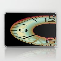 Time Waits For Nobody Laptop & iPad Skin