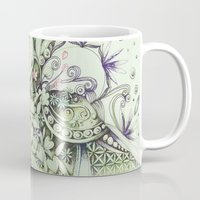 Flowerbed Mug