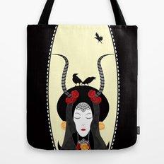 Dream of a Raven Tote Bag