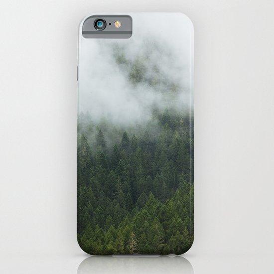 Tree Fog iPhone & iPod Case