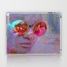 who's that girl Laptop & iPad Skin