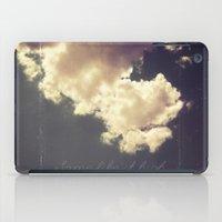 Some Like It High iPad Case