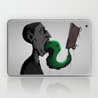 H.P.L. Laptop & iPad Skin