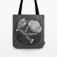 Imperial Walker AT-AT Ba… Tote Bag