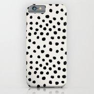 Preppy Brushstroke Free … iPhone 6 Slim Case