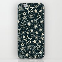 Among The Stars iPhone & iPod Skin
