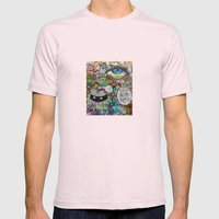 If They Don't Let Us Dre… Mens Fitted Tee Light Pink SMALL