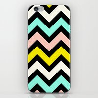 Chevron Sunny Day iPhone & iPod Skin