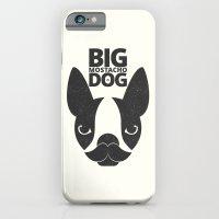 Big Mostacho Dog iPhone 6 Slim Case