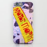iPhone & iPod Case featuring Motor Mark by Laura May Taylor