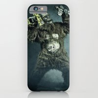 King Kong plays it again iPhone 6 Slim Case
