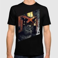 Judgement Mens Fitted Tee Black SMALL
