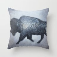 Cannot Have My Soul Throw Pillow