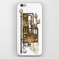 Curiosities iPhone & iPod Skin
