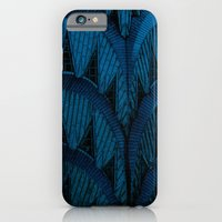 Chrysler Spire Blue iPhone 6 Slim Case