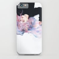 iPhone & iPod Case featuring miss violence by agnes-cecile