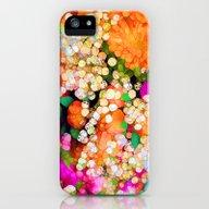 POP-Sparkles iPhone (5, 5s) Slim Case