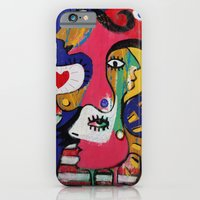 iPhone & iPod Case featuring Americana by Lisa Brown Gallery