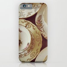 Tea Time Slim Case iPhone 6s