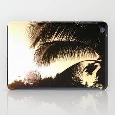 PALM PARADISE iPad Case