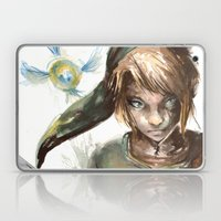 Link Laptop & iPad Skin