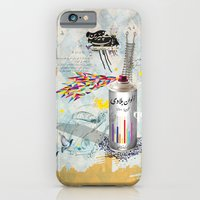 iPhone & iPod Case featuring Sprayed by Mo.Awwad