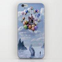 Sweet Castle iPhone & iPod Skin