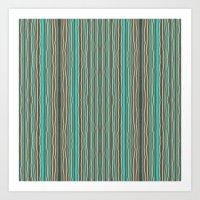 Pattern4 Art Print
