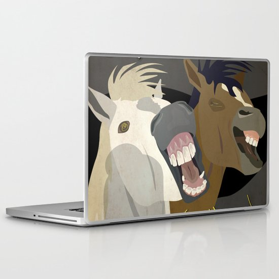 Young Frankenstein Laptop & iPad Skin