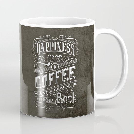 Coffee - Typography Mug