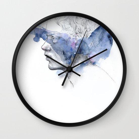 water show II Wall Clock