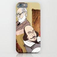 Freud analysing Shakespeare iPhone 6 Slim Case