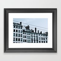 Lyon Framed Art Print