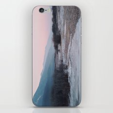 Frozen morning iPhone & iPod Skin