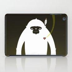 PERFECT SCENT - BIGFOOT 雪人 . EP001 iPad Case