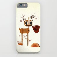 iPhone & iPod Case featuring Ol' Tree Legs by Liam Smith