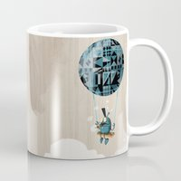 Where Clouds Come From. Mug