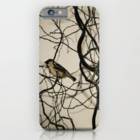 Lonely Bird... iPhone 6 Slim Case