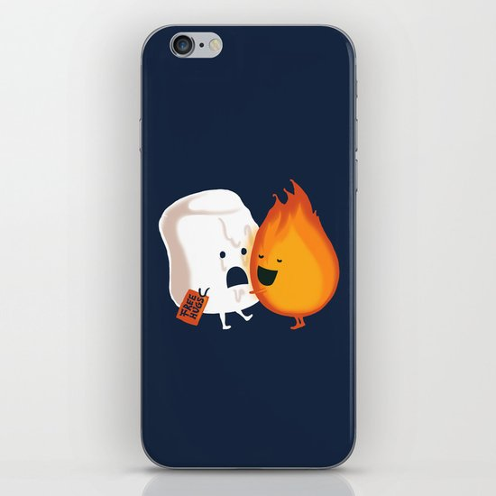Friendly Fire iPhone & iPod Skin