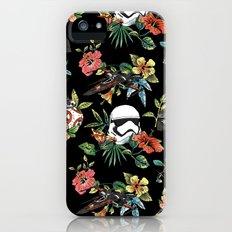 The Floral Awakens iPhone SE Slim Case