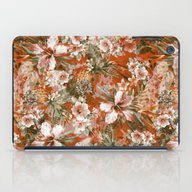 Tropical Orange iPad Case