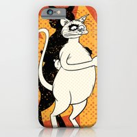Cats Playing Conkers iPhone 6 Slim Case