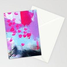 Water sprinkle: deep analysis Stationery Cards