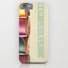 Sew Lovely iPhone 6s Slim Case